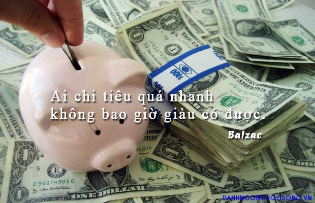 danh ngôn tiền bạc hay nhất